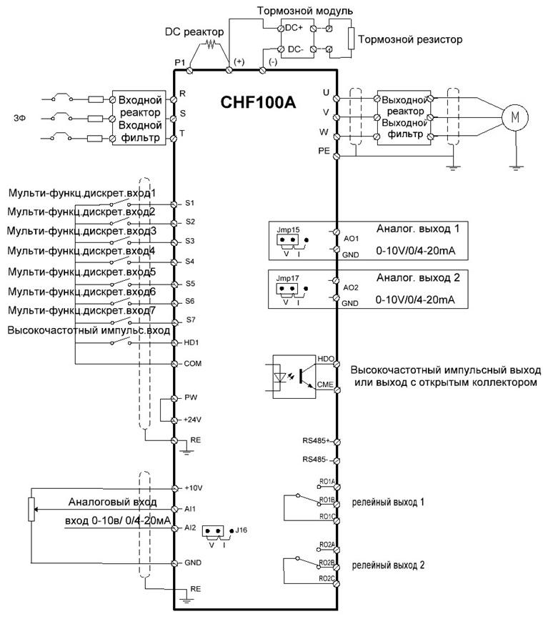Vesper частотный преобразователь инструкция